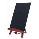 Ardoise de table A4 sur chevalet