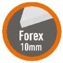 Panneau Forex 10mm