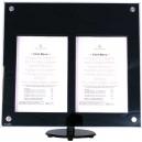Porte-menu-Led - 2xA4