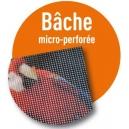 BACHE / Grille micro- perforée