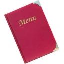 Protège-menus pour menus A5