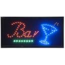 Enseigne LED - BAR