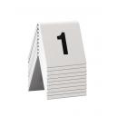 Chevalet numéroté de 1 à 10