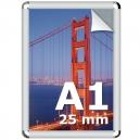 Cadre clic clac A1 ( 594x841mm ) profilé 25mm