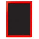 Tableau ardoise  47 x 60cm - cadre couleur